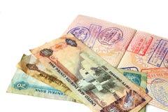Desengate dos emirados imagens de stock royalty free