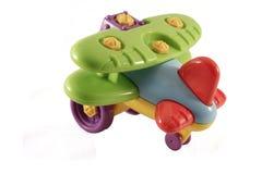 Desenhista do avião do brinquedo do ` s das crianças Foto de Stock
