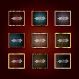 Web app Fotografia de Stock Royalty Free