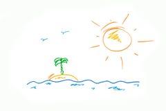 Desenho Imagem de Stock Royalty Free