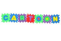 Desenhos animados Fotografia de Stock Royalty Free