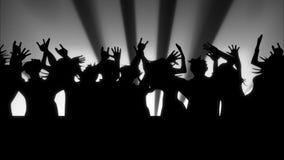 Desenhos animados animados Truques de dança no amarelo looped vídeos de arquivo