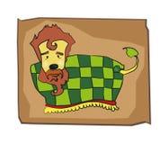 Desenhos animados character#1 ilustração do vetor