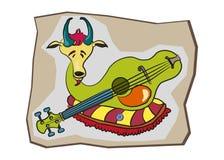 Desenhos animados character#5 ilustração do vetor