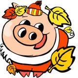 Desenhos animados de Santa, celebração, Natal alegre, crianças, projeto, amizade chinesa do ano novo do calendário de China, dive ilustração royalty free