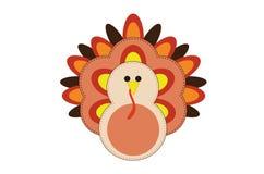 Desenhos animados de Turquia Fotos de Stock Royalty Free