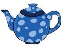 Desenhos animados do bule Imagens de Stock Royalty Free
