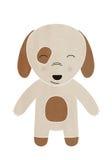 Desenhos animados do cão de cachorrinho Fotografia de Stock