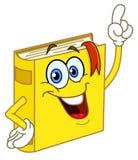 Desenhos animados do livro Fotografia de Stock Royalty Free