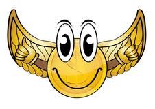 Desenhos animados do ouro Imagem de Stock