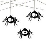 Desenhos animados engraçados da aranha Foto de Stock Royalty Free