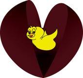 Desenhos animados felizes de Easter Imagens de Stock