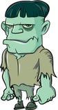 Desenhos animados Frankenstein Fotos de Stock