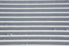 Desenhos da neve fotografia de stock