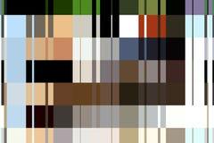 Deseniowa abstrakcjonistyczna cyfrowa sztuka Obraz Stock