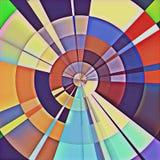 Deseniowa abstrakcjonistyczna cyfrowa sztuka Fotografia Stock