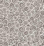 deseniowa bezszwowa skorupa Obrazy Royalty Free