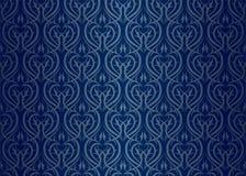 deseniowa bezszwowa tapeta royalty ilustracja