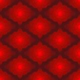 deseniowa Chińczyk czerwień Obrazy Stock