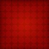 deseniowa czerwień Fotografia Stock
