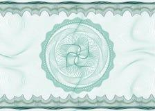 deseniowa guilloche różyczka Zdjęcia Royalty Free