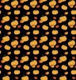 deseniowa Halloween bania Obrazy Stock
