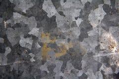 Deseniowa metal tekstura obraz royalty free