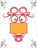 deseniowa pastylka Obrazy Royalty Free