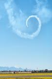 deseniowa spirala Zdjęcie Stock