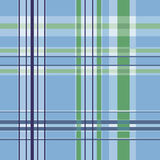 deseniowa szkocka krata royalty ilustracja