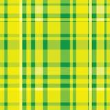 deseniowa szkocka krata Fotografia Stock