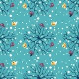 deseniowa zima Zdjęcia Stock