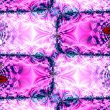 deseniowe purpurowy Obrazy Stock