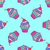 deseniowi bezszwowi cukierki Zdjęcie Royalty Free