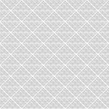deseniowi bezszwowi trójboki geometryczny tło wally ilustracji