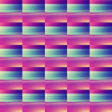 Deseniowy abstrakcjonistyczny koloru wzór Fotografia Royalty Free