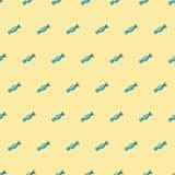 deseniowy bezszwowy cukierki cukierku eps kartoteki wektor Obraz Royalty Free