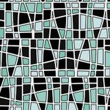 deseniowy bezszwowy kwadrat Obrazy Royalty Free
