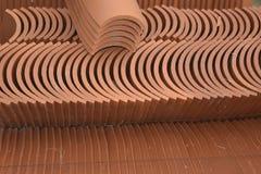 deseniowy bezszwowy tekstury płytki rocznik Baumaterial Obraz Stock