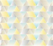 deseniowy bezszwowy trójbok Obraz Royalty Free