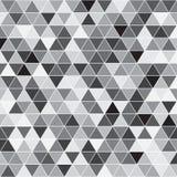 deseniowy bezszwowy trójbok geometryczna tekstura Wektorowy tło ilustracji