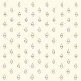 deseniowy bezszwowy trójbok Wektorowy tło Geometryczna abstrakcjonistyczna tekstura Obrazy Stock