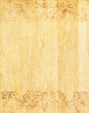 deseniowy ścienny drewno Zdjęcie Royalty Free