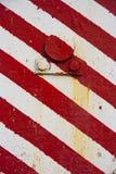 deseniowy czerwony biel Obrazy Royalty Free