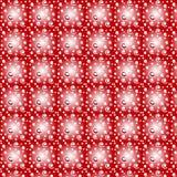 Deseniowy czerwony kolor Obrazy Stock