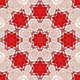 Deseniowy dachówkowy tekstura abstrakt geometryczny dekoruje ilustracji