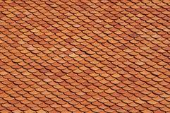 deseniowy dach Obrazy Stock