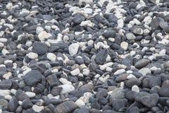 Deseniowy kamienny tło Obrazy Stock