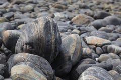 Deseniowy kamienny tło Fotografia Royalty Free
