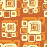 deseniowy kwadrat Zdjęcie Stock